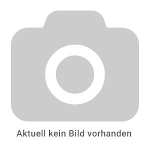 Koaxial Anschluss Kabel (mit Ferrite) weiss - Koaxialstecker > Koaxialkupplung (vergoldet)