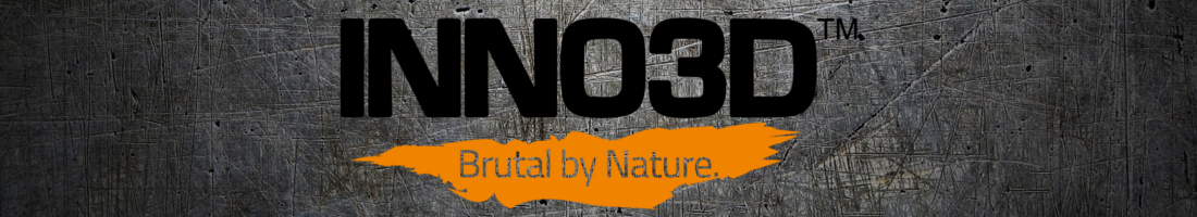 INNO3D - Brutal by nature